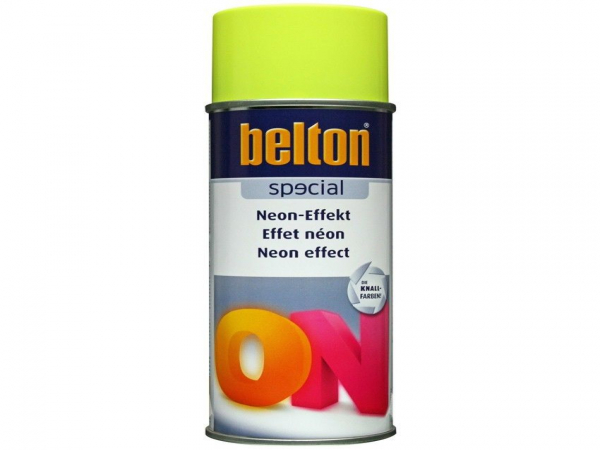 Beltoon geel Neo effect