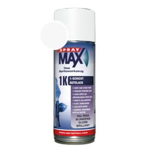 SprayMax 1K RAL 9010 autolak verf spuitbus