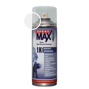 SprayMax 1K uitspuitverdunning spuitbus
