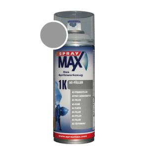 SprayMax 1K AC fuller midden grijs spuitbus