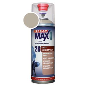 SprayMax 2K epoxy primer verfspuitbus beige