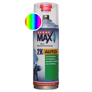 SprayMax 2K autolak op kleur spuitbus uni kleuren