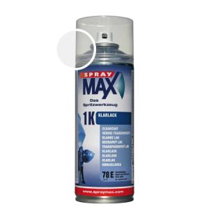 SprayMax 1K hoogglans blanke lak autolak