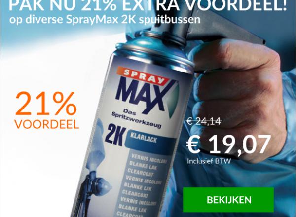 SprayMax-2K-voordeel